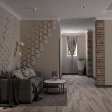 Холл в доме. Дизайн интерьера прихожей в частом доме.