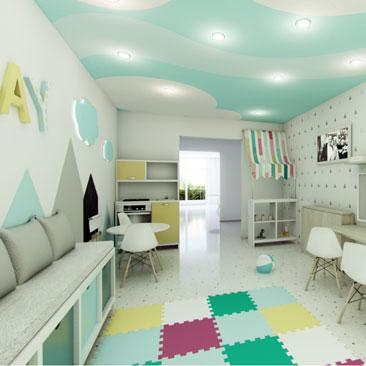 Новые проекты интерьеров для детей