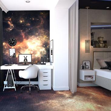 Новые проекты интерьеров спален