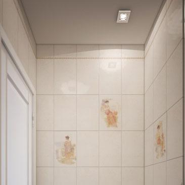 Современные идеи дизайна туалета 2017.