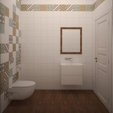 Дизайн туалета - новые проекты.