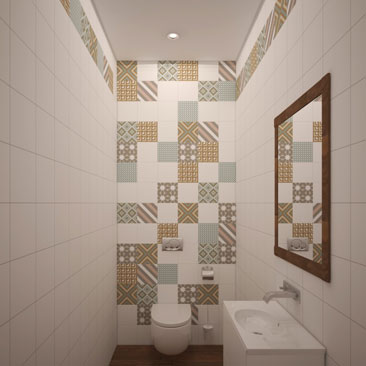 Дизайн туалета - проекты 2017