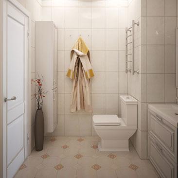 Дизайн ванной (июль 2017)