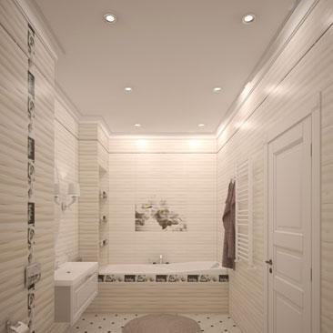 Ванная комната 2017.