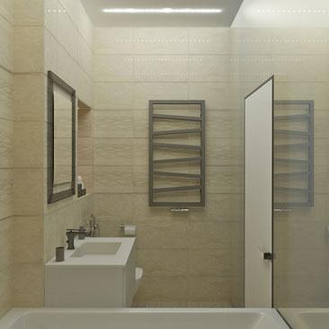 Дизайн интерьера маленькой ванной комнаты: фото, идеи.