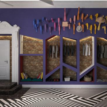 Магазин одежды: разработка дизайна на заказ.