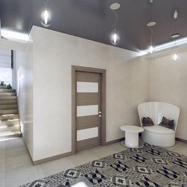 Дизайн интерьера и проект дома на заказ.