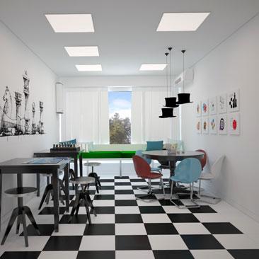 Частное дошкольное учреждение - дизайн-проект заказать.