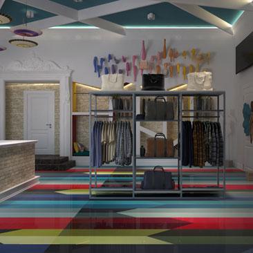Дизайн магазина спб