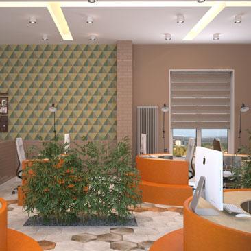 Дизайн офиса креатив фото.