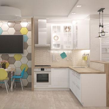 Кухня интерьер фото.