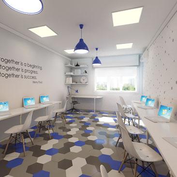 Оформление кабинета информатики в школе фото.