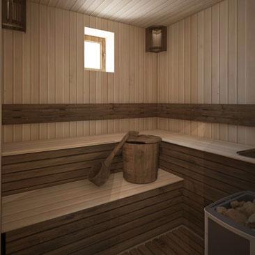 100 лучших идей дизайна интерьера бани и сауны на фото.