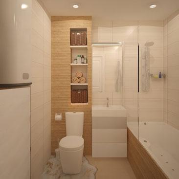 Экологичные ванные и туалеты - фото и проекты.
