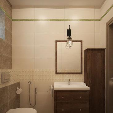 Уютные ванные и туалеты - фото и проекты.