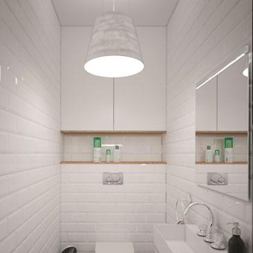Минималистичные ванные и туалеты - фото и проекты.
