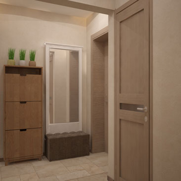 Стильные холлы, прихожие и коридоры - фото и проекты.