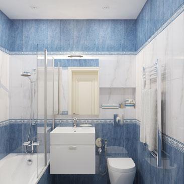 Фото, дизайн проект ванной.