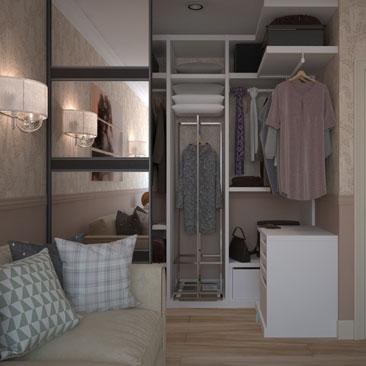 Гостиная и детская в одной комнате – идеи для интерьера и дизайна.