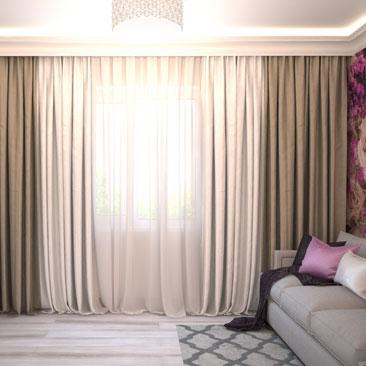 Интерьеры гостевых, дизайн гостевых комнат с фото.