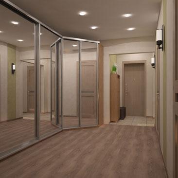Дизайн интерьера холлов.
