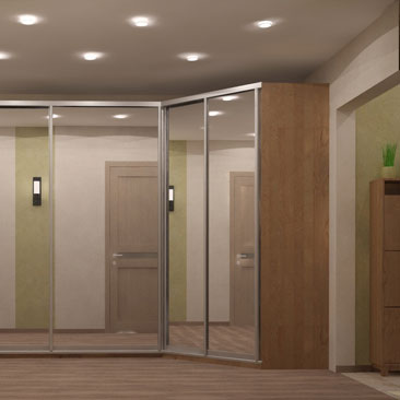 Дизайн холла-прихожей в квартире.