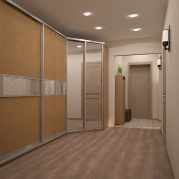 Дизайн холла. Проекты, идеи.