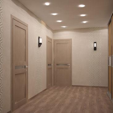 Дизайн холла: оформление интерьера в квартире.