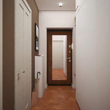 Дизайн холла: оформление интерьера в квартире