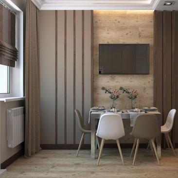 Стильные интерьеры современных кухонь.