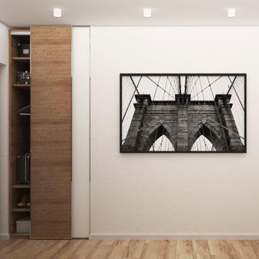 Дизайн прихожей - 1000 интерьеров прихожих.