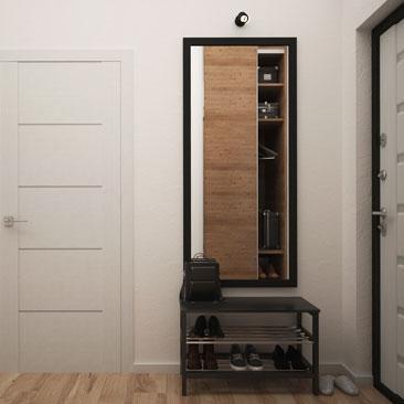 Дизайн прихожей в квартире.