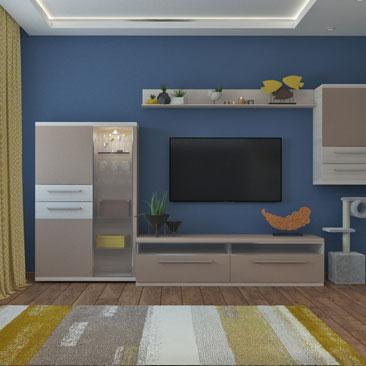 Дизайн квартир 2018.