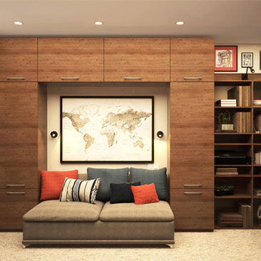Комната для мальчика-подростка: дизайн интерьера.