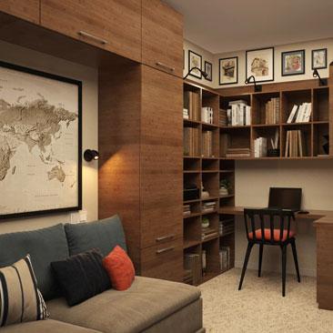 Дизайн комнаты для подростка - проекты 2018 года.