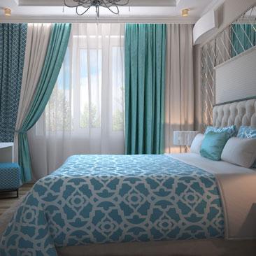 Дизайн хозяйских спален - фото.