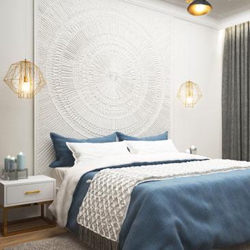 Дизайн спален 2018.
