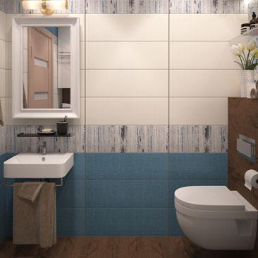 Дизайн совмещенной ванной 2018.
