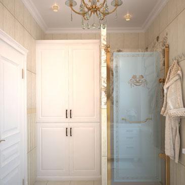 Дизайн интерьера ванной комнаты на заказ.