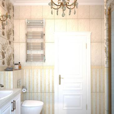 Дизайн ванной комнаты: красивые интерьеры, индивидуальные проекты.