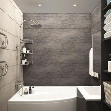 Дизайн-проекты ванных комнат