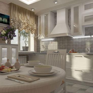 Дизайн интерьера однокомнатной квартиры-студии в Москве недорого. Дизайн однушки на 15-ом этаже. Дизайн интерьера кухни в классике Москва. Дизайн-студия классических интерьеров в Москве.