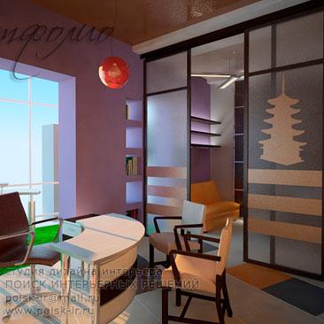 Дизайн интерьера ростов офиса