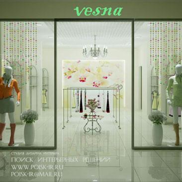 Дизайн интерьера магазина фото - дизайн магазина Хабаровск