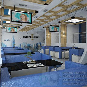 Дизайн кафе, ресторанов и баров - фото, идеи дизайна и фото интерьеров - рестораны дизайнеры Москва