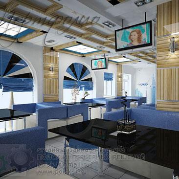 Дизайн кафе, ресторанов и баров - фото, идеи дизайна и фото интерьеров - ресторан дизайн Москва