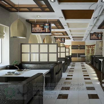 интерьер кафе фото дизайна. дизайн ресторана Нижний Новгород