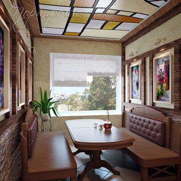Интерьер кафе, дизайн кафе и ресторанов - фотогалерея - дизайн ресторана Самара