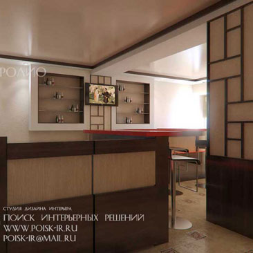 Интерьер кафе, дизайн кафе и ресторанов - фотогалерея. Дизайн кафе Тольятти