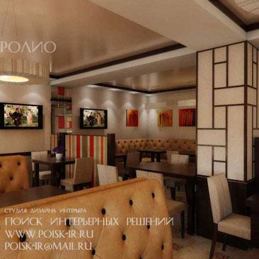 Интерьер кафе, дизайн кафе с фото - дизайн ресторанов Москва